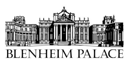 BlenheimPalaceLogo